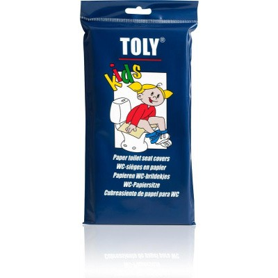 Toly WC-brildekjes kids