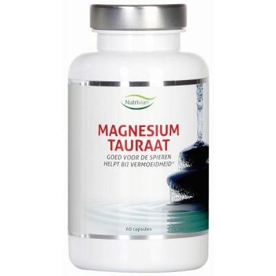 Nutrivian Magnesium tauraat B6