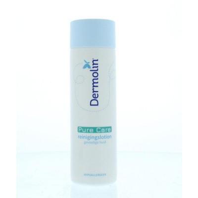 Dermolin Pure reinigingslotion