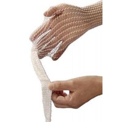 Hekanet Netverband elastisch nr. 4 hoofd/knie/bovenarm
