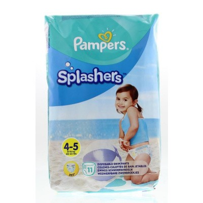 Pampers Splashwear S4 carrypack