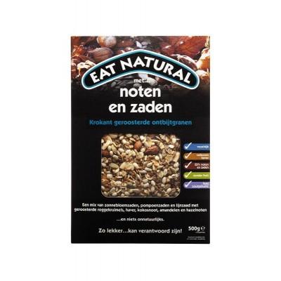 Eat Natural Cereal noten & zaden