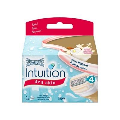 Wilkinson Intuition dry skin mesjes