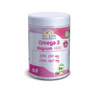 Be-Life Omega 3 magnum 1400