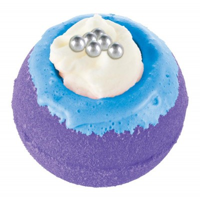 Treets Bath ball blueberry cake