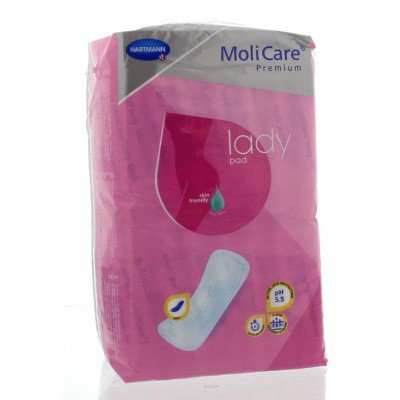 Molicare Lady pad soft & discreet 1.5 druppel