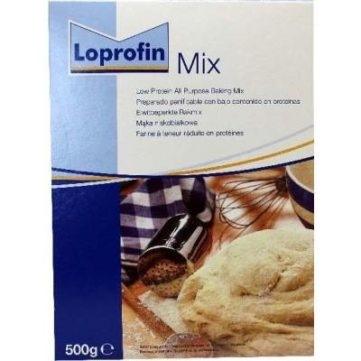Loprofin Witte bakmix