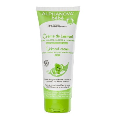 Alphanova Baby Bio liniment cream 4 in 1