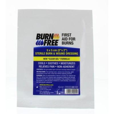 Burnfree Burn dressing 5x5 cm