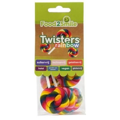 Food2Smile Twister rainbow
