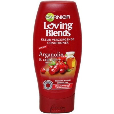 Garnier Loving blends conditioner cranberry argan