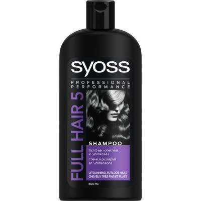 Syoss Full Hair 5 shampoo