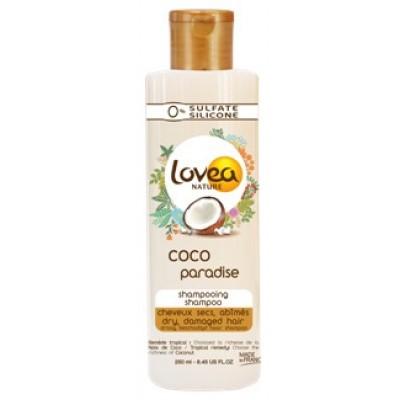 Lovea Cocoa paradise shampoo