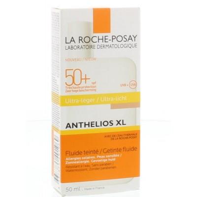La Roche Posay Anthelios getinte fluid SPF50+