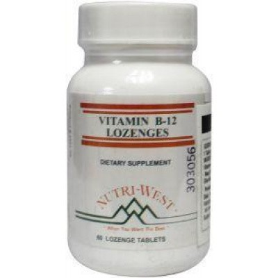 Nutri West Vitamine B12 lozenge