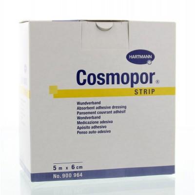 Hartmann Cosmopor steriel wondpleister zelfkl 5 m x 6