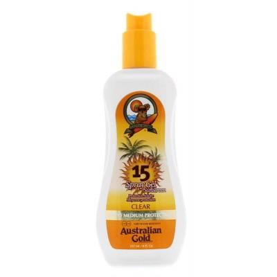 Australian Gold Spray gel SPF15