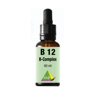 SNP Vitamine B12 B complex sublingual