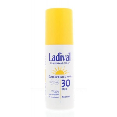 Ladival Zongevoelige huid spray F30