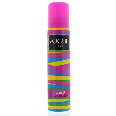 Vogue Girl parfum deodorant flexible