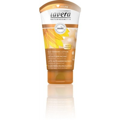 Lavera Bodylotion self tanning