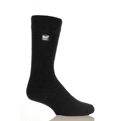 Heat Holders Mens socks ultra lite 6-11 charcoal