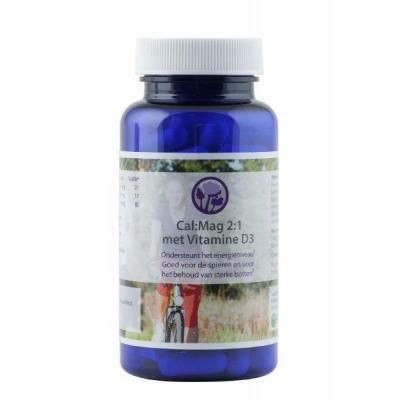 Nagel Cal:Mag Calcium Magnesium 2:1 met vitamine D3