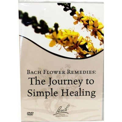 Bach The journey to simple healing DVD