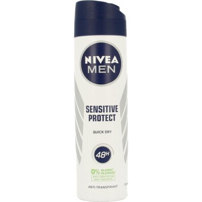 Nivea Men deodorant spray sensitive protect