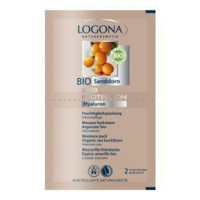Logona Age protect vochtingbrende masker duindoornbes