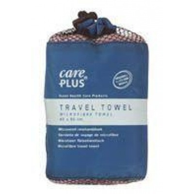 Care Plus Travel towel microfibre 40 x 80 cm