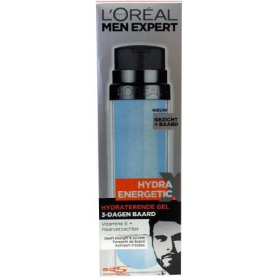 Loreal Men expert 3-days beard gezicht hydrating gel