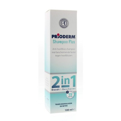 Prioderm Shampoo plus