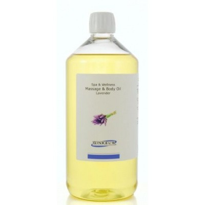 Ginkel's Massage & body oil lavender
