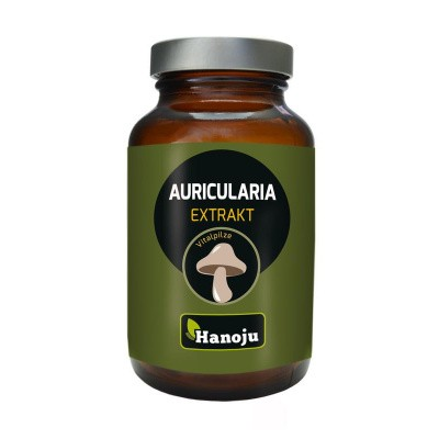 Hanoju Auricularia paddenstoel extract