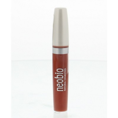 Neobio Care lipgloss 02 light peach