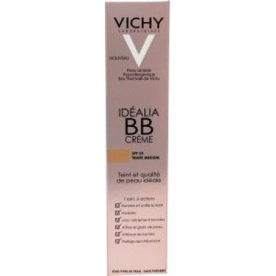Vichy Idealia bb creme medium teint SPF 25