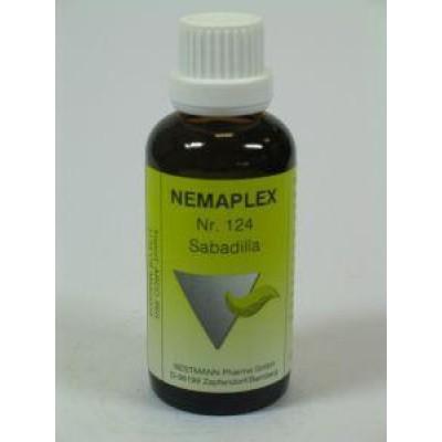 Nestmann Sabadilla 124 Nemaplex