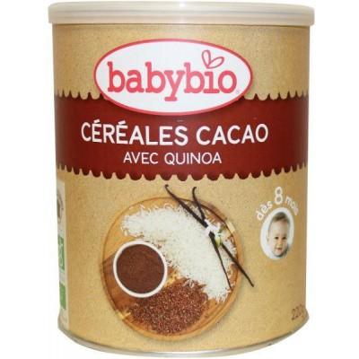 Babybio Cacaogranen vanaf 8 maanden