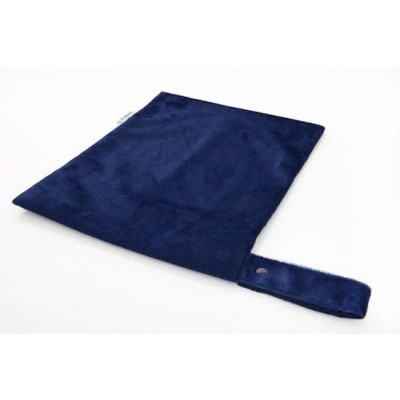 Basics wetbag luierzak blauw