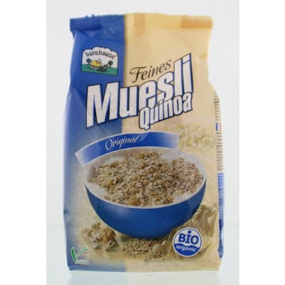 Barnhouse Muesli original quinoa