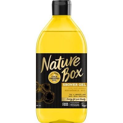 Nature Box Douchegel macadamia