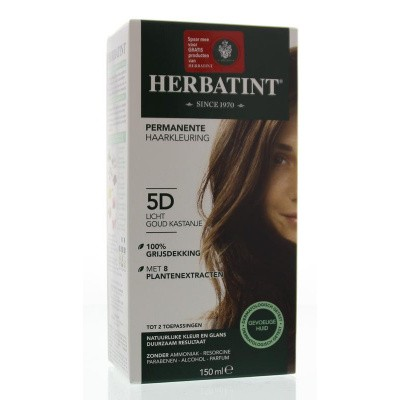Herbatint 5D Light gold chestnut
