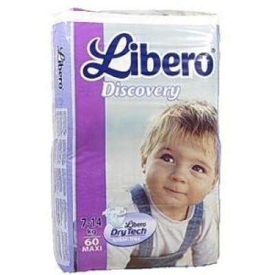 Libero Discovery maxi 7 - 14kg