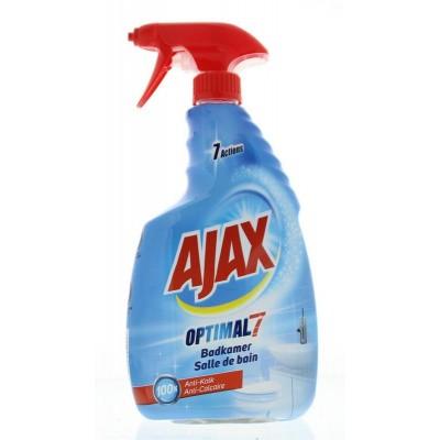 Ajax Badkamer spray optimal 7