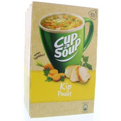 Cup a Soup Kippensoep