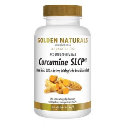 Golden Naturals Curcumine SLCP