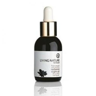 Living Nature Nachtolie stralende huid