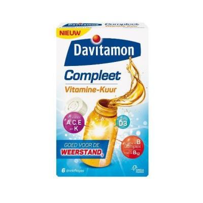 Davitamon Weerstand vitamine kuur