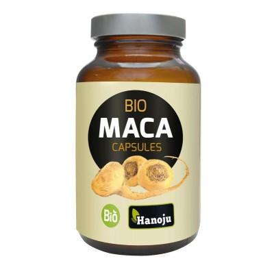 Hanoju Maca premium 4:1 powder 500 mg